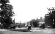 Acle, New Road c.1929