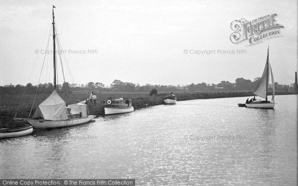 Photo of Acle, On The Bure c.1939