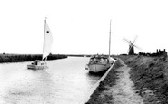 Acle, Stracey Mill c.1955