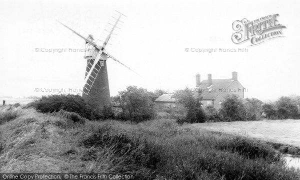 Photo of Acle, Stracey Mill c.1965