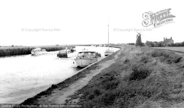 Acle,Stracey Mill c1965,Norfolk