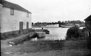 Acle, The Anchorage At Bridge Hotel c.1929