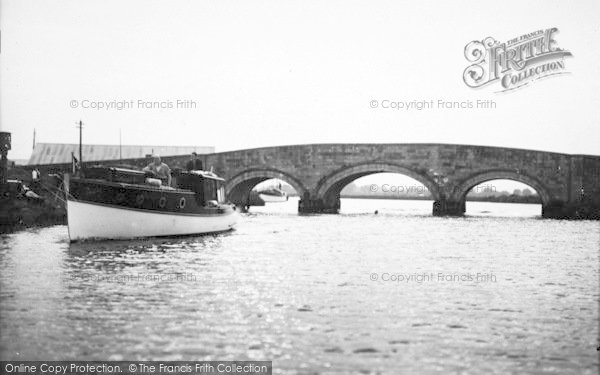 Photo of Acle, The Bridge c.1930