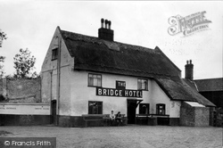 The Bridge Hotel c.1930, Acle