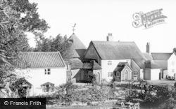 Acle, The Bridge Inn c.1965