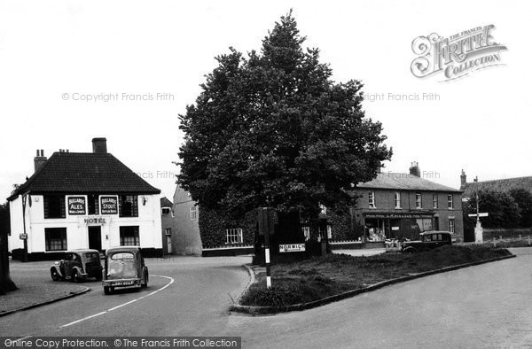 Photo of Acle, The Folly Tree c.1950