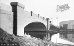 Acle, The New Bridge c.1955