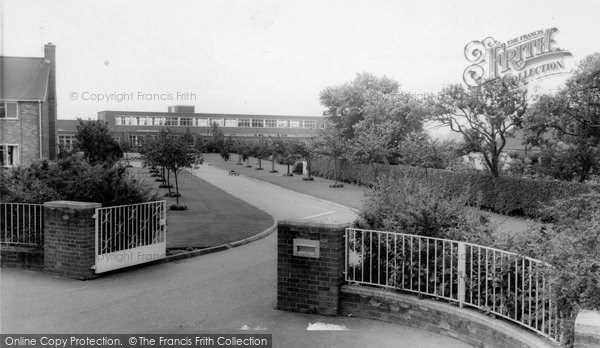 Photo of Acle, the Secondary Modern School c1965