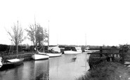 Acle, The Staithe c.1929