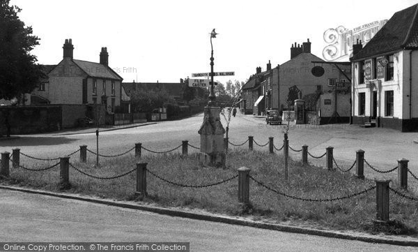 Photo of Acle, The Street c.1955