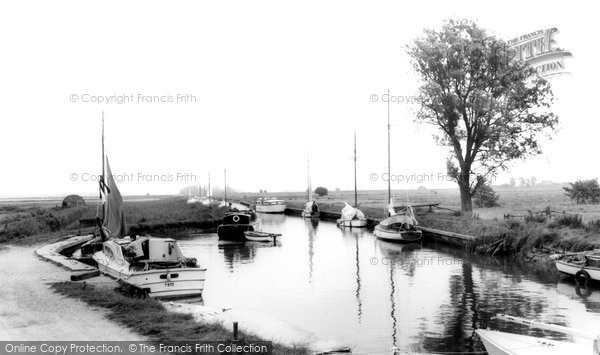 Photo of Acle, Upton Dyke c.1965