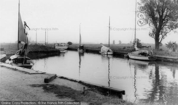 Photo of Acle, Upton Dyke c.1965