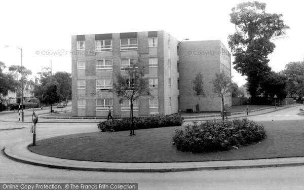 Photo of Acock's Green, Clifton House c.1965
