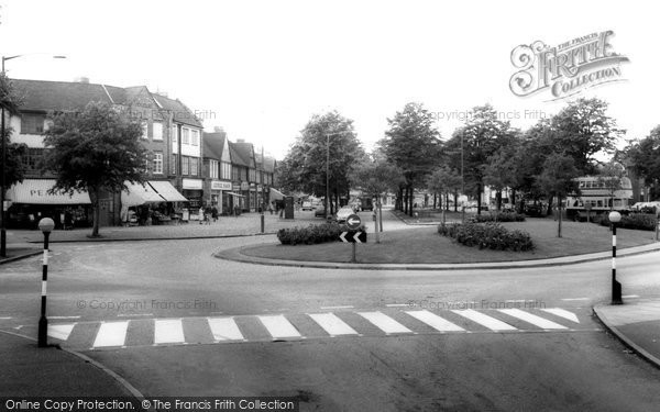 Photo of Acock's Green, Olton Boulevard East c.1965