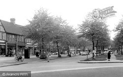 Acock's Green, Olton Boulevard East c.1965