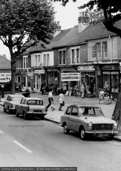 Photo of Acock's Green, Shopping In Yardley Road c.1965