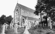 Acock's Green, St Mary's Church c.1965