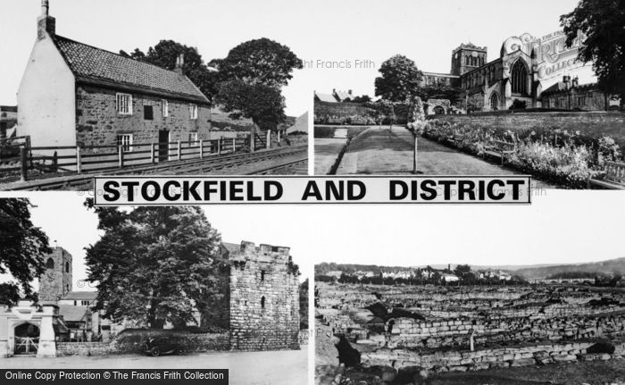 Photo of Acock's Green, Stockfield & District Composite c.1950