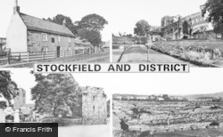Acock's Green, Stockfield & District Composite c.1950