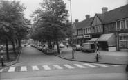 Acock's Green, The Boulevard c.1965