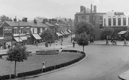 Acock's Green, The Roundabout c.1955