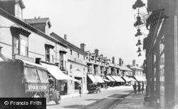 Acock's Green, Warwick Road 1934