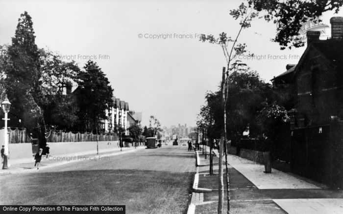 Photo of Acock's Green, Westley Road 1932