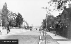 Acock's Green, Westley Road 1932