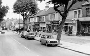 Acock's Green, Yardley Road c1965
