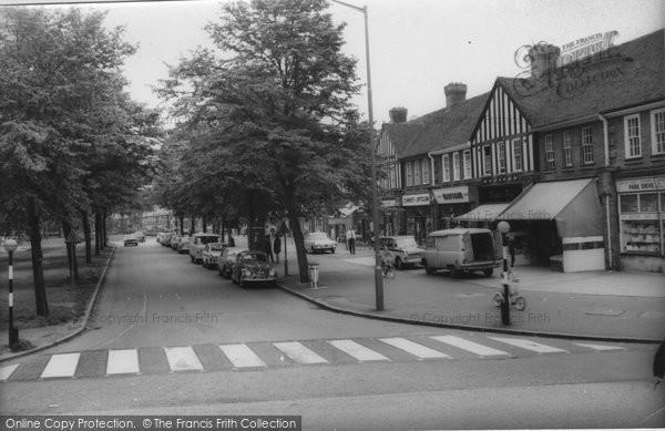 Acocks Green, The Boulevard c.1965