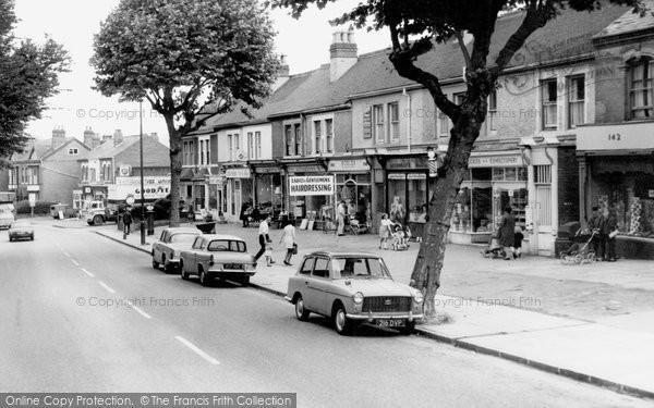 Acocks Green, Yardley Road c.1965