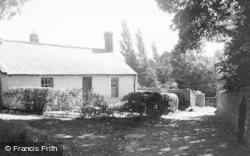 Acomb, Footpath To Hexham c.1955