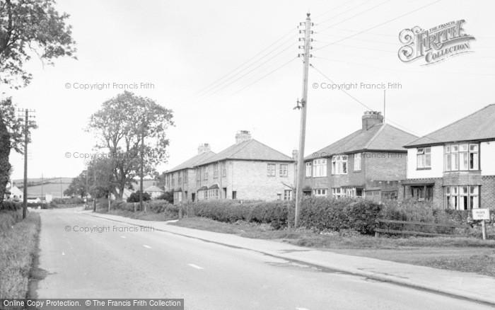 Photo of Acomb, Main Road c.1955