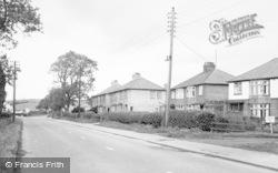 Acomb, Main Road c.1955