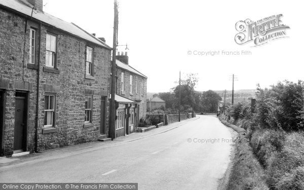 Photo of Acomb, Main Road c1955, ref. A250018