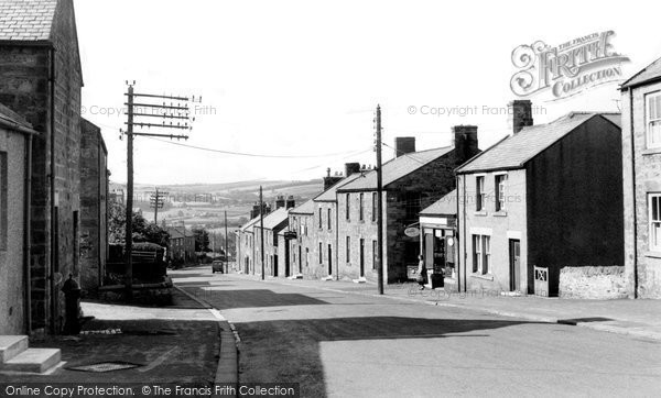 Photo of Acomb, Main Street c1955, ref. A250010