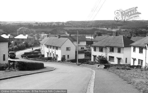 Photo of Acomb, Orchard Avenue c1955, ref. A250014