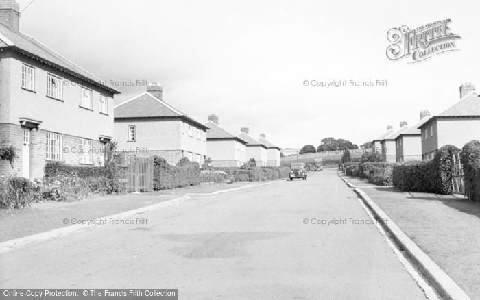 Photo of Acomb, Orchard Avenue c.1955