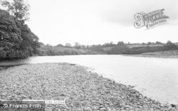 Acomb, The River c.1955