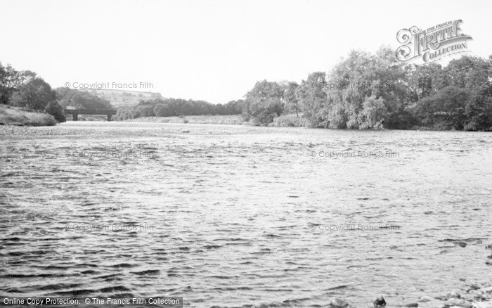 Photo of Acomb, The River c.1955