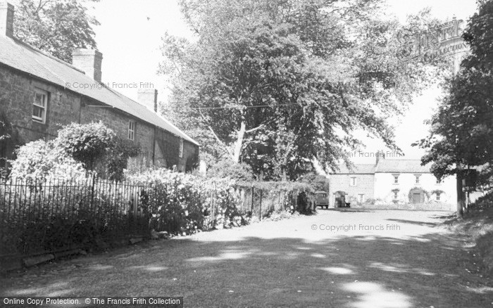 Photo of Acomb, The Village c.1955