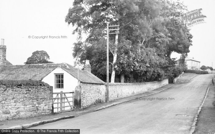 Photo of Acomb, The Youth Hostel c.1955