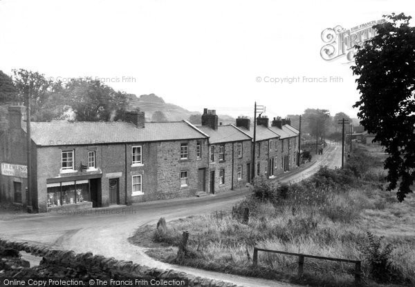 Photo of Acomb, Tynedale Terrace c.1955