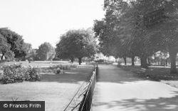 Acton, Acton Park c.1960