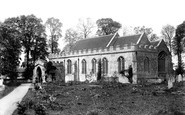 Acton, All Saints Church 1906