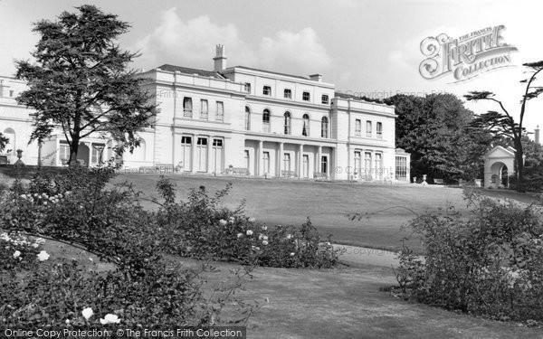 Photo of Acton, Gunnersbury Park c.1960