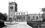 Acton, St Mary's Church 1898