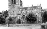 Acton, St Mary's Church c.1960