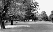 Acton, the Park c1960
