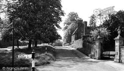 Adderbury, Court End c.1955